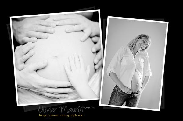 Séances photos grossesses