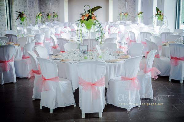 Photo de décoration mariage 2012