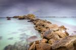 Les rochers de Meneham