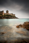 Fort La Latte en Bretagne