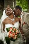 Le baiser du marié
