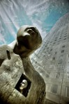 Grand Toscano du sculpteur Igor Mitoraj