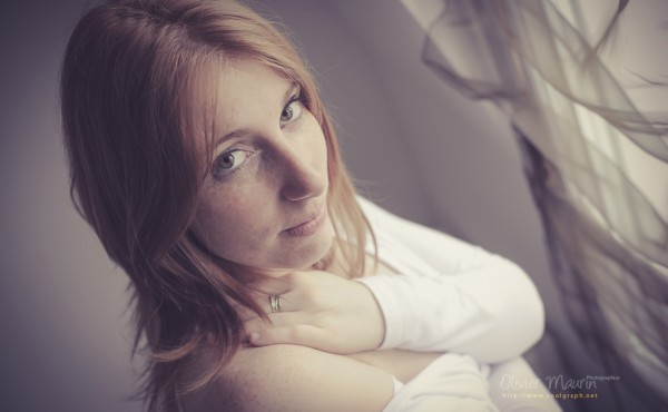 Portrait de Géraldine