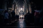 Cérémonie religieuse pour le mariage de Isabelle et Emmanuel