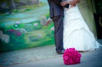 Bouquet de fleurs du mariage de Priscillia et Mathieu