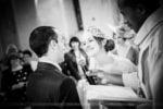 Cérémonie religieuse pour le mariage de Céline et Guillaume