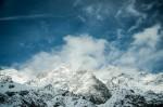 Vue de la Vallouise à 3000m
