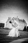 photo de couple au château de Sceaux