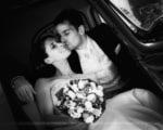 photo de couple pour le mariage de Anne et Julien