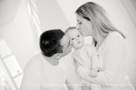 Séance photo couple avec bébé
