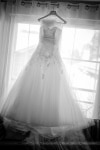 Préparatifs mariage la robe de la mariée