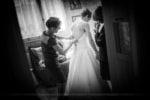 Préparatifs mariage de Elodie